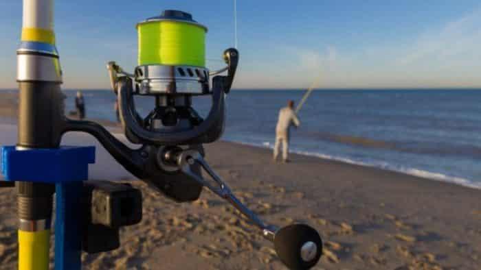 10 melhores molinetes de pesca de praia