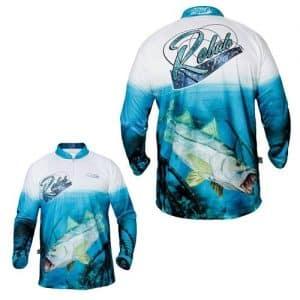 camisa de pesca presente de pescador para o dia dos pais