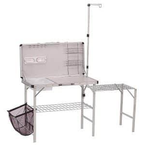 kit cozinha para camping e pescaria presente de pescador para o dia dos pais
