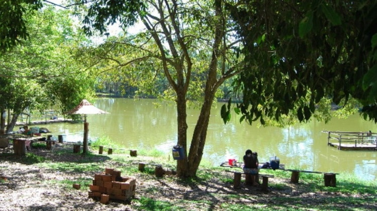 pesqueiros no rio grande do sul pesqueiro sanga funda nova santa rita rs