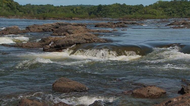 Destinos de pesca rio trombetas