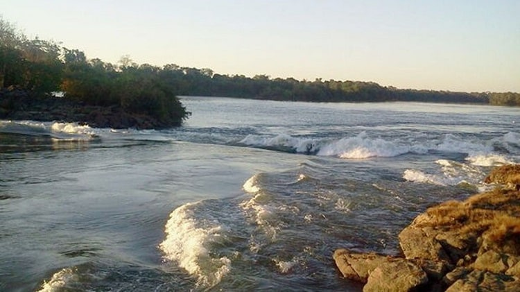 destinos de pesca rio teles pires
