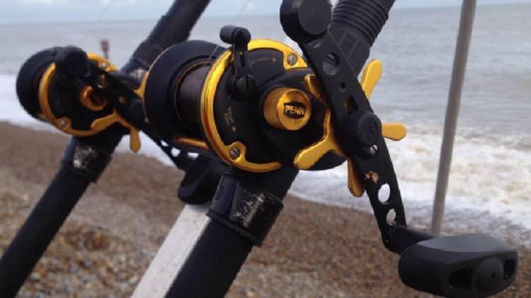10 melhores carretilhas para pesca de praia até R$ 1.200,00