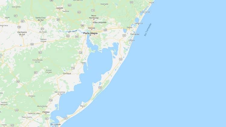 10 melhores pontos de pesca de praia no litoral do RS