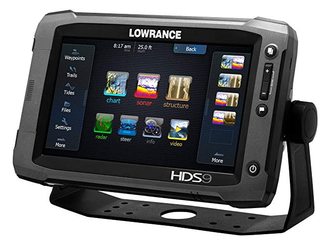 Lowrance HDS-9 Ger 2