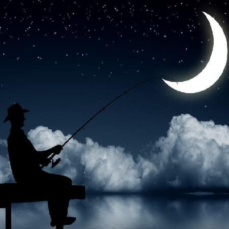 um pescador deve conhecer a melhor época para pescar