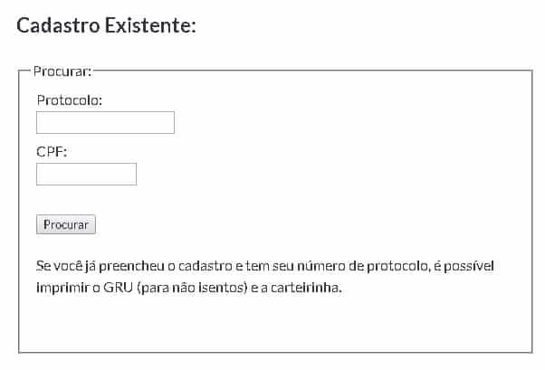 emitir licença de pesca amadora  definitiva no Brasil