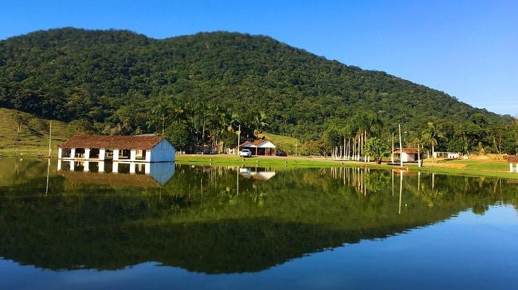 pesqueiros em santa catarina sítio 3 lagoas