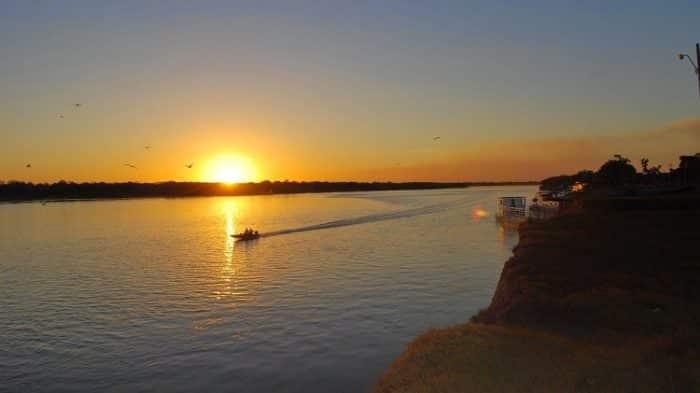 pesca américa do sul rio araguaia brasil