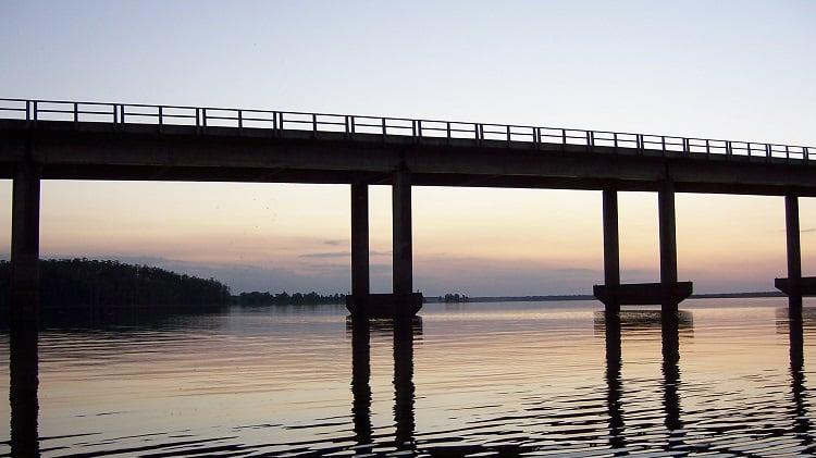 rio negro uruguai pesca américa do sul