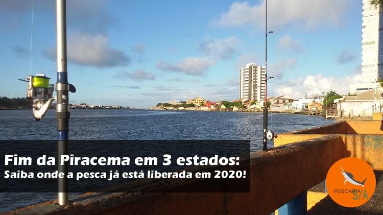 Fim da Piracema: Saiba onde a pesca já está liberada