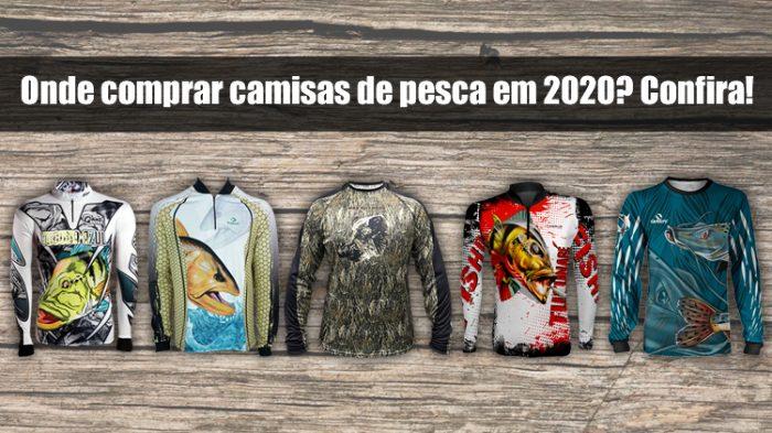 onde comprar as melhores camisas de pesca em 2020