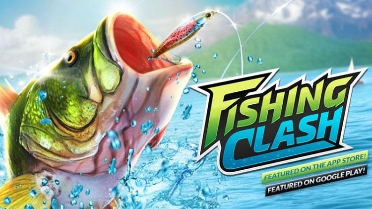 melhores jogos de pesca fishing clash