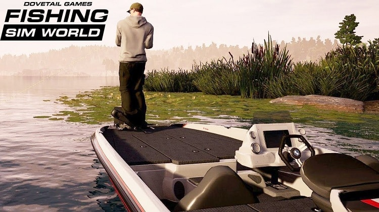 melhores jogos de pesca fishing sim world