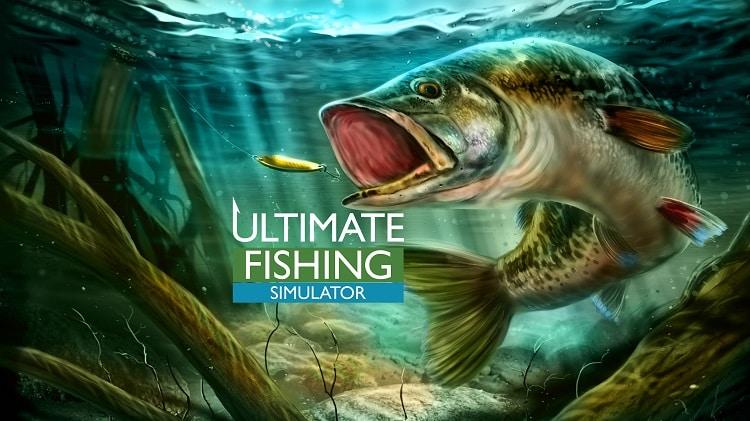 melhores jogos de pesca ultimate fishing simulator
