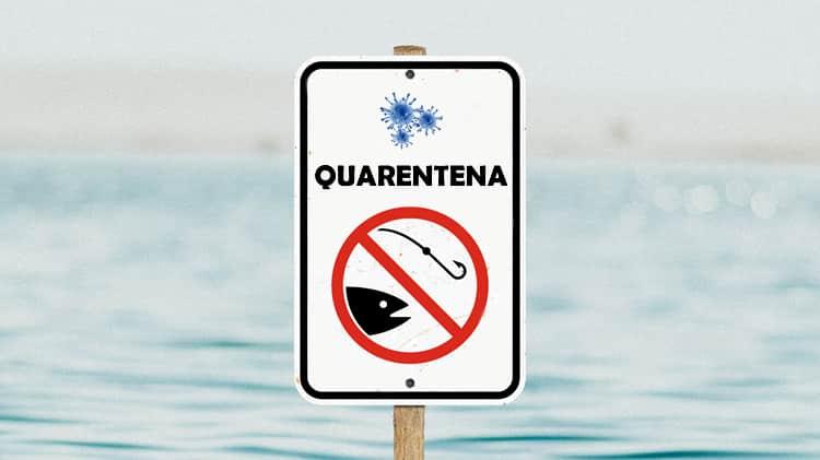 Pescar na quarentena: qual a sua opinião sobre isso?