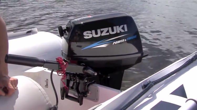motor de popa susuki