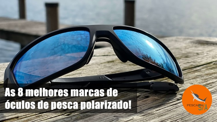 8 melhores marcas de óculos de pesca polarizados