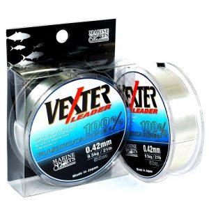 melhores marcas de linha fluorcarbono para leader vexter leader