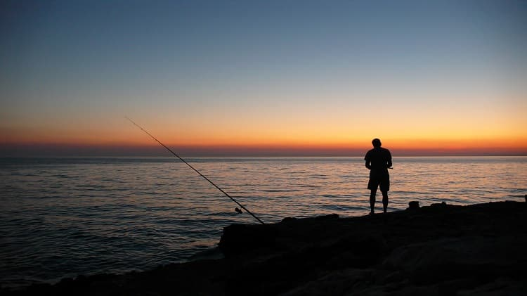 A importância da pesca para a saúde física e emocional do pescador