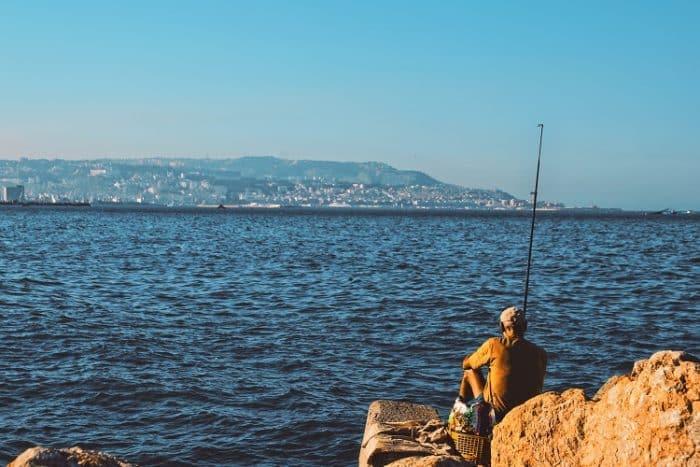 importância da pesca para a saúde emocional do pescador