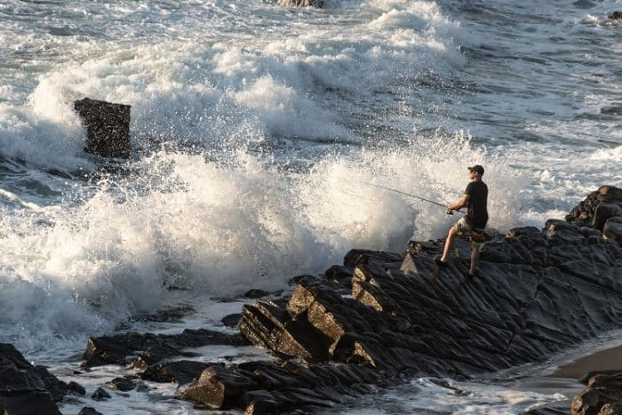 importância da pesca para a saúde física do pescador