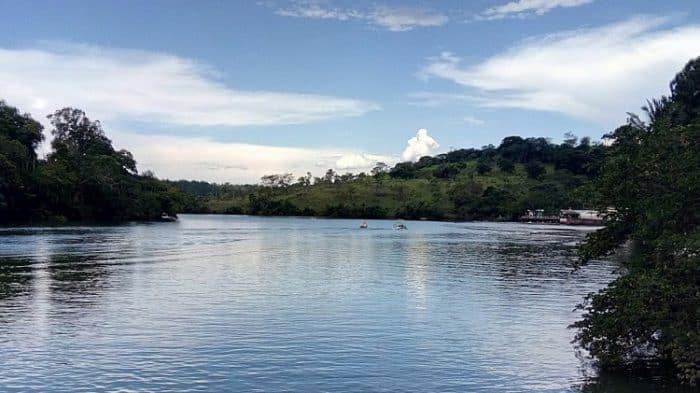rio paranapanema em pirajú