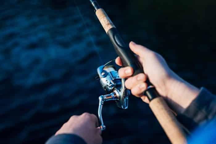 sonhar pescando
