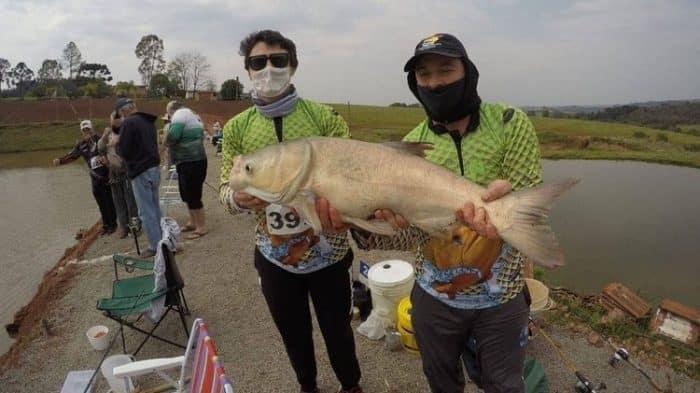etapa guaporé rs circuito sesc de pesca esportiva dia 18/10/2020