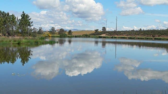 pesca de água doce em portugal barragem da talagueira castelo branco