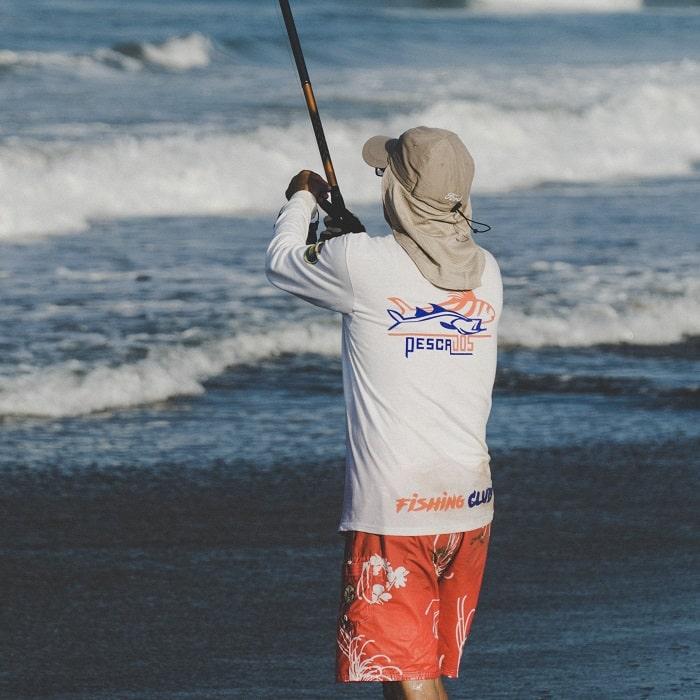 pesca de água salgada