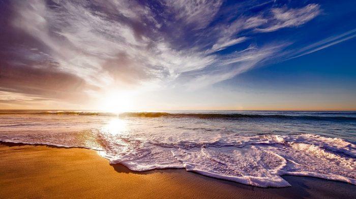 propriedades medicinais da água do mar