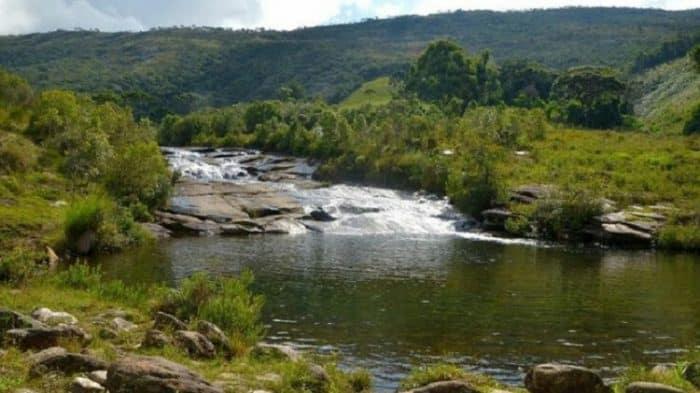 onde pescar trutas no brasil rio aiuruoca mg