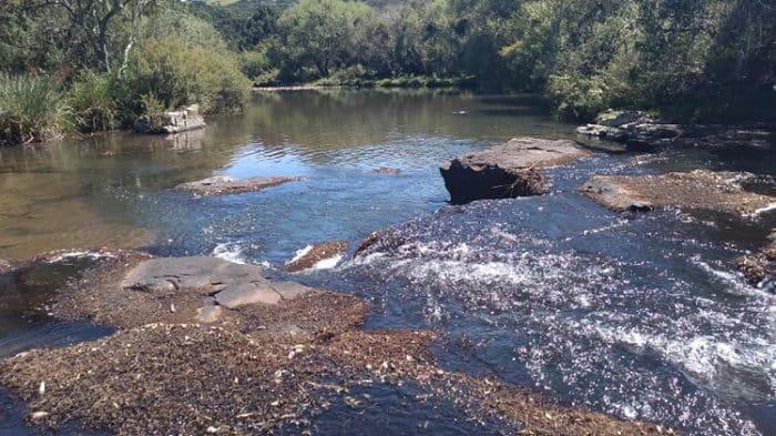 onde pescar trutas no brasil rio crioulas ubirici sc