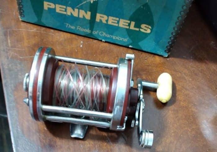carretilha penn 140  tralhas de pesca antigas
