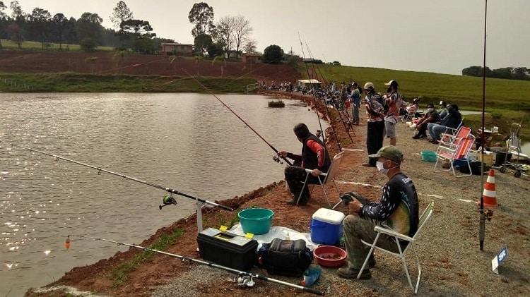 Final estadual (RS) do Circuito Sesc de Pesca Esportiva é adiada