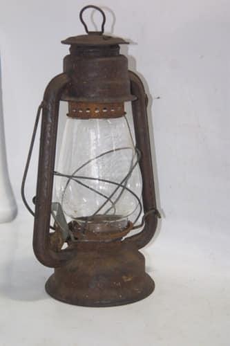 lampião a querosene  tralhas de pesca antigas