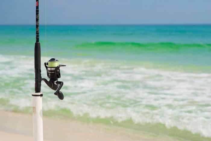 pesca de praia no méxico