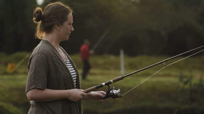 mulheres evolução da pesca
