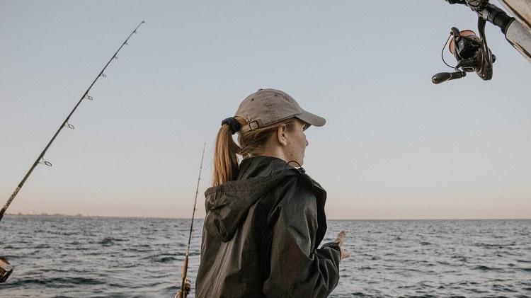 O papel das mulheres na evolução da pesca esportiva